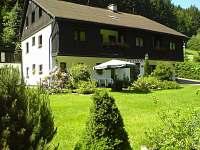 ubytování Skalka v penzionu na horách
