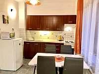 Apartmán č. I - kuchyň - Zlíč