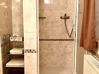 Apartmán I - koupelna - Zlíč