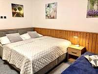 Apartmán I - ložnice - Zlíč