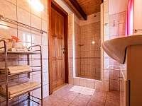 Apartmán II - koupelna - Zlíč