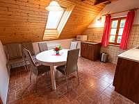Apartmán II - kuchyň - Zlíč