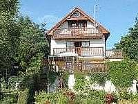 Chata k pronajmutí - dovolená  Lázně Bělohrad - rybník Pardoubek rekreace Velký Vřešťov