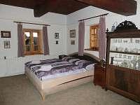 Velká ložnice