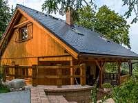 ubytování Vrbatův Kostelec na chatě