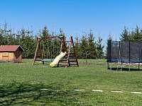 Dětské hřiště - Velké Petrovice