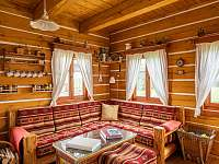 Obývací prostor - Velké Petrovice