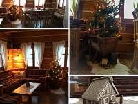 Vánoce - pronájem chalupy Velké Petrovice