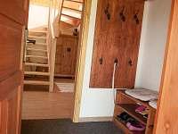 Zádveří - chalupa ubytování Velké Petrovice