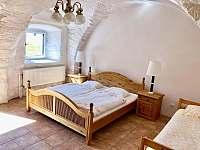 ložnice v přízemí 3 lůžka - Vernéřovice
