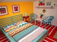 Libečov ubytování 10 lidí  ubytování