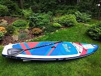 Paddleboard + pádlo (půjčovné 1000Kč/týden) - Seč