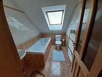 Koupelna apartman - Adršpach