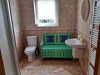 Koupelna pokoj 6 - Adršpach