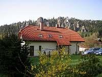 ubytování Lyžařský vlek Radvanice v penzionu na horách - Adršpach