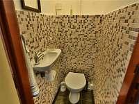 WC - pronájem chalupy Rokytník