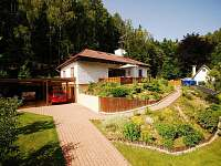 Rodinný dům na horách - okolí Závrch