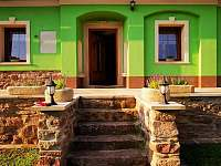 Chalupa v Šonově - ubytování Šonov