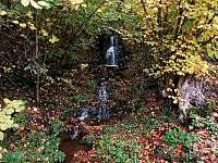 Cidlinský vodopád -