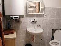 Koupelna +WC - Cidlina