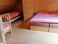 Ložnice - podkroví - Cidlina
