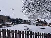 Zima - leden 2021 - Cidlina