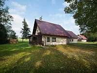 Chaty Kraskov - ubytování Třemošnice - Starý Dvůr