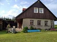 ubytování s krbem Východní Čechy