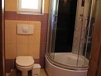 Koupelna se sprchovým koutem - Heřmánkovice - Janovičky