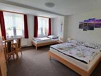 jednopokojový apartmán
