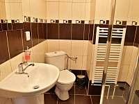 koupelna u všech pokojů stejná
