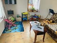 dětský koutek Apartmán 1 - Úpice-Radeč