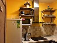 kuchyn Apartmán 2 - Úpice-Radeč