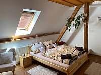 ložnice 3 lůžková Apartmán 2 - Úpice-Radeč
