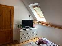 ložnice Apartmán 2 - Úpice-Radeč