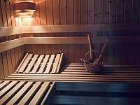sauna Apartmán 2 - Úpice-Radeč
