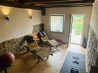 sauna , posilovnička Apartmán 2 - Úpice-Radeč