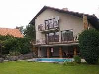 Chata k pronajmutí - okolí obce Okřesaneč