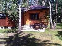 Chata k pronajmutí - dovolená Pardubicko rekreace Ráby