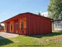 Chatky ubytování v obci Vápenka