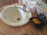 koupelna s vanou - Božanov