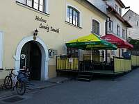 Penzion ubytování v obci Kramolna