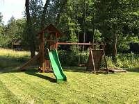Dětské hřiště - Rybná nad Zdobnicí
