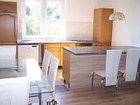 Apartmán 1 - kuchyň - Hronov - Velký Dřevíč