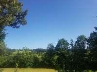 krásné klidné místo v přírodě