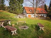 ubytování na Broumovsku Chalupa k pronajmutí - Vysoká Srbská - Závrchy