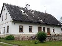 Pronájem chalupy v Horním Dřevíči