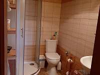 Koupelna přízemí - Zhoř