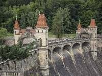 Přehrada Les Království - Bukovina u Pecky