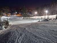 Ski areál Máchovka Nová Paka - Bukovina u Pecky
